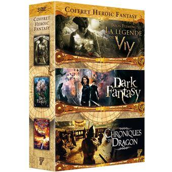 Coffret Heroic Fantasy DVD