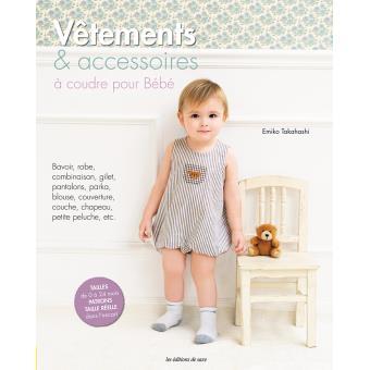 2d81d68d67ccf Vêtements et accessoires pour bébé - broché - Emiko Takahashi ...