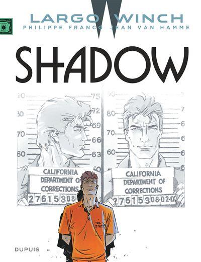 Shadow - tome 12 - Largo Winch