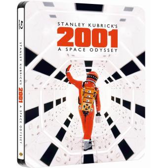 2001 : L'odyssée de l'espace - Blu-ray Edition Steelbook