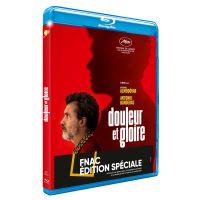 Douleur et gloire Edition Limitée Spéciale Fnac Blu-ray