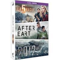 Coffret La Cinquième vague, After Earth, 2012 DVD