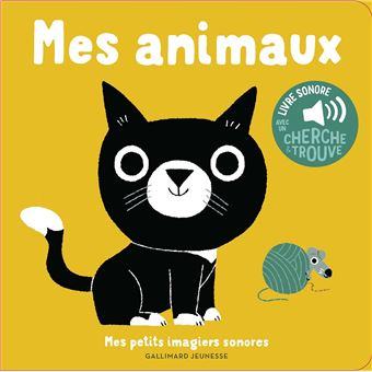 Mes Animaux Livre Sonore