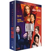 Coffret Killing Eve Saisons 1 à 3 DVD