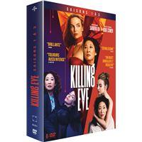 Coffret Killing Eve Saisons 1 à 3 DVD