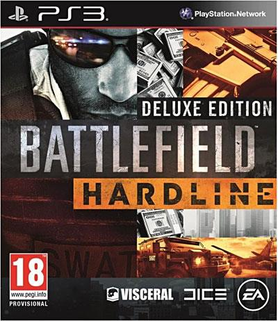 Battlefield Hardline Edition Deluxe PS3