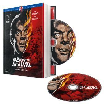 Les deux visages du Docteur Jekyll Edition Limitée Combo Blu-ray DVD