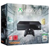 Console Microsoft Xbox One 1 To + Tom Clancy's The Division