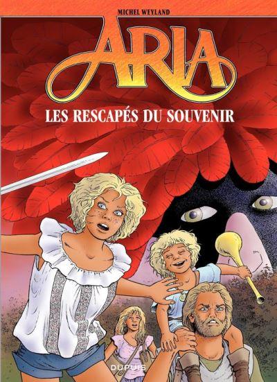 Aria – tome 33 - Les rescapés du souvenir - 9782800192604 - 5,99 €