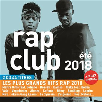 Rap club ete 2018