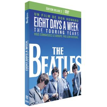 The Beatles Eight Days a Week The Touring Years Coffret Collector Edition Deluxe DVD
