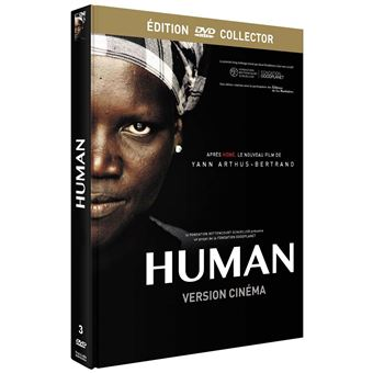 f1c582c95568 Human Edition Collector limitée DVD - Yann Arthus-Bertrand - DVD ...
