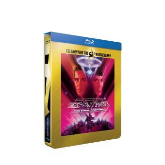 Star TrekStar Trek V L'Ultime frontière Edition Collector Steelbook Blu-ray
