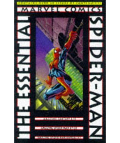 Essential spider-man,1