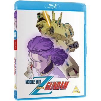 Mobile Suite GundamMobile suit zeta gundam/partie 2/edition collector