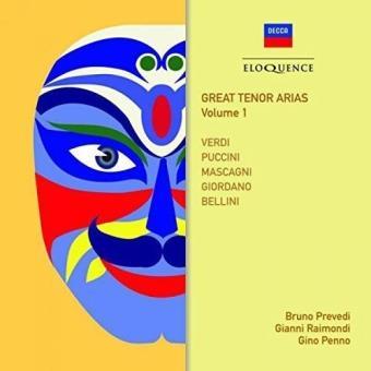 Great Tenor Arias Volume 1