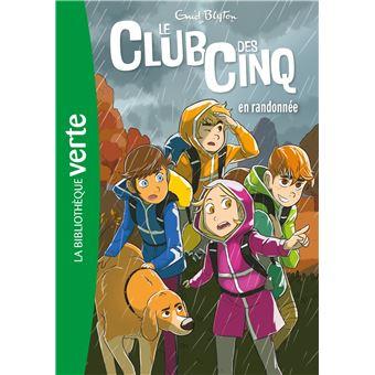 Le Club des CinqLe Club des Cinq en randonnée