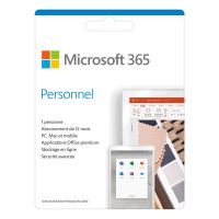 Microsoft Office 365 Personnel PC/Mac 2020