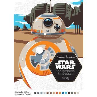 Star Wars Coloriages Mysteres Star Wars Jeremy Mariez Jeremy