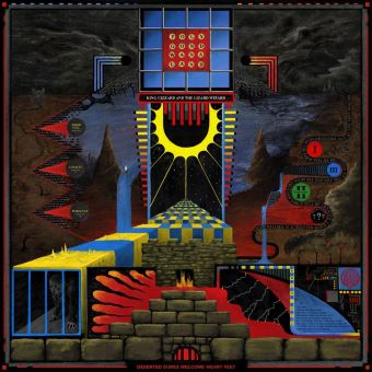 POLYGONDWANALAND/LP BONE BEIGE