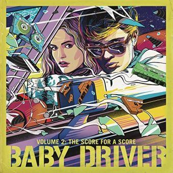 Baby Driver 2 The Score For Ascore Volume 2 Inclus un livret de 8 pages