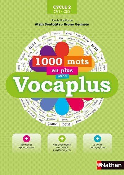 Vocaplus - Fichier Cycle 2 + CD 2019