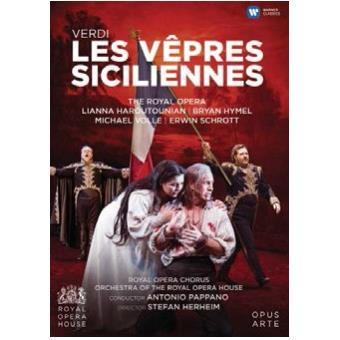 VEPRES SICILIENNES/2DVD