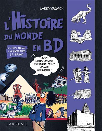 L'Histoire en BD - Du Big Bang à Alexandre le Grand