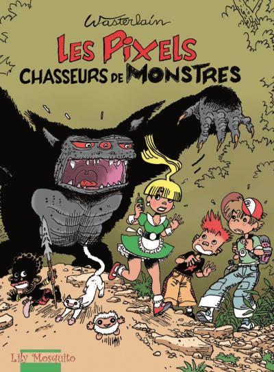 Les Pixels chasseurs de monstres