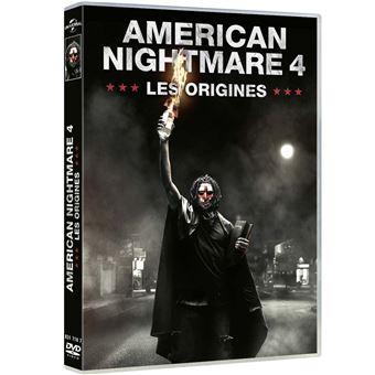 American NightmareAmerican Nightmare 4 Les Origines DVD