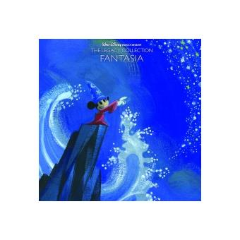 Fantasia : The Legacy collection - 4 CD Digipack Tirage Limité
