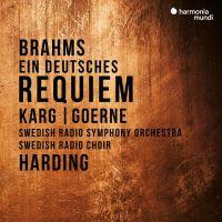 Brahms: Ein Deutsches Requiem - CD