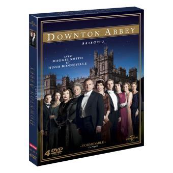 Downton AbbeyDownton Abbey Saison 3 DVD