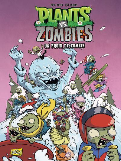 Plants vs zombies - tome 13 Un froid de zombie