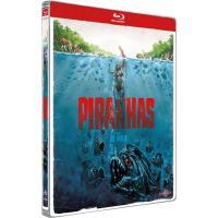 Piranhas - Blu-Ray - Edition Limitée à 3000 exemplaires - Boîtier Métal