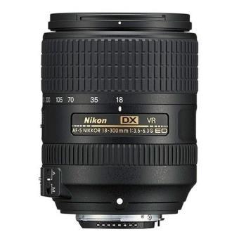 Nikon AF-S DX Nikkor 18-300 mm f/3.5-6.3 G ED Reflex Lens