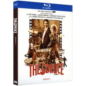 The DeuceThe Deuce Saison 1 Blu-ray