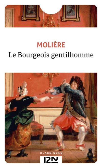 Le Bourgeois Gentilhomme - 9782823869828 - 1,99 €
