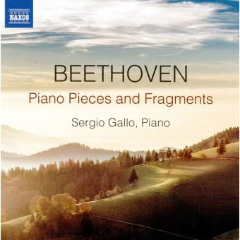 PIANO PIECES AND FRAGMENTS