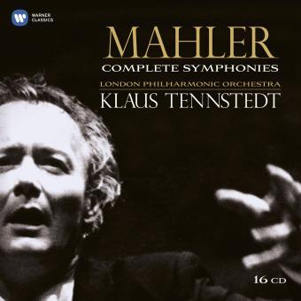 Complete Mahler recordings - Coffret
