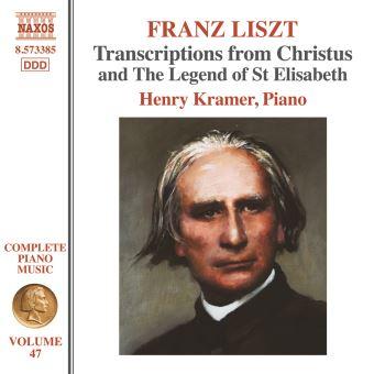 Franz Liszt, Henry Kramer