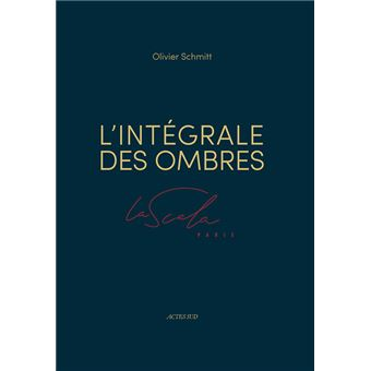 L'integrale des ombres la scala paris