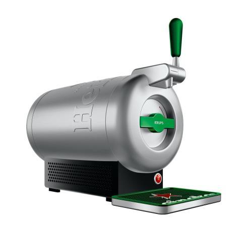 Machine à bière Krups The Sub VB650E10