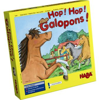 Haba Hop ! Hop ! Galopons !
