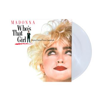 Who's That Girl - Vinilo Cristal