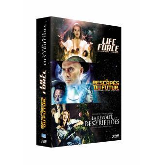 Coffret Life Force, Rescapes du futur, Révolte des Triffides DVD