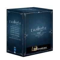 Twilight L'Intégrale des 5 films Edition spéciale Fnac DVD