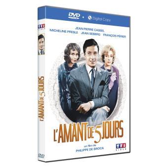 L'amant de 5 jours DVD