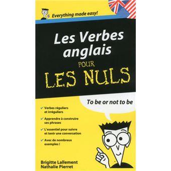 Pour les nulsVerbes anglais guide pln