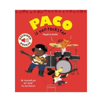 Paco is een rockster